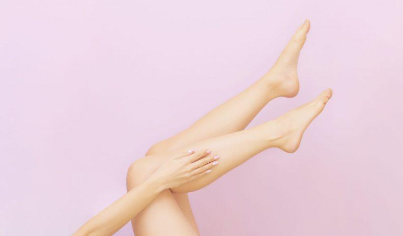 วิธีลดน่องให้ขาเรียวสวยด้วยตัวคุณเอง